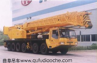 产品名称:浦沅 产品类别:汽车吊 产品规格:100吨 产品型号:100T 产品说明: 产地:中国 最大起重能力:100吨