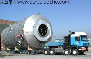 产品名称:特种大件运输拖车 产品规格:400 吨 产品型号:400 产品说明: 备有VOLOV 奔驰 等车头 最大运输能力 400 吨